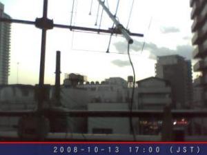 fswebcam のサンプル画像