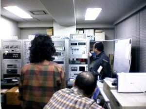 JARL衛星管制局