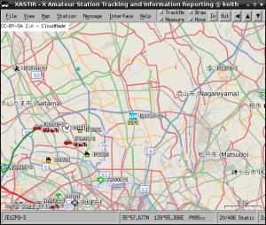 OpenStreetMap & XASTIR