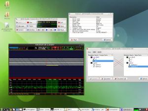 SDR-Shell 画面
