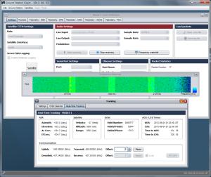 Masat-1 GS client 2013.6.3
