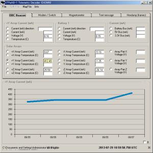 STRaND-1 解析ソフト画面