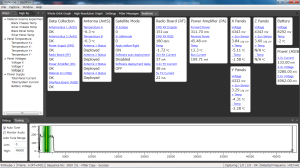 dashboard画面
