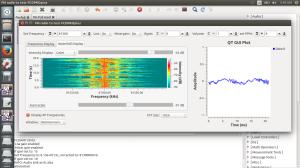GNU Radio + FCD Pro+