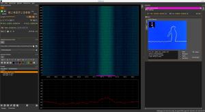 rpidatvで送信して,SDRangelで受像