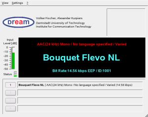 BouquetFlevoNL_ModeB_10kHz_14kbps 再生中