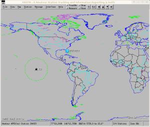 Multiline footprint ISS object