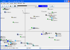 YACC 画面