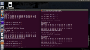 LilacSat-2のビーコン2波を同時デコード