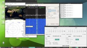 GNU Radio 3.8 + gqrx